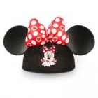 Minnie Mouse Ear Hat - Valentines Day