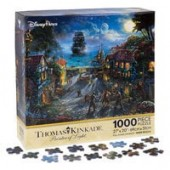 Pirates of the Caribbean: The Curse of the Black Pearl Puzzle by Thomas Kinkade