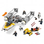 Y-Wing Starfighter Playset by LEGO - Star Wars