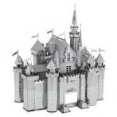 Sleeping Beauty Castle Metal Earth 3D Model Kit