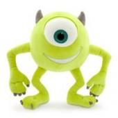 Mike Wazowski Plush - Monsters, Inc. - Small - 10 1/2