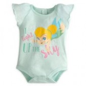 Tinker Bell Disney Cuddly Bodysuit for Baby