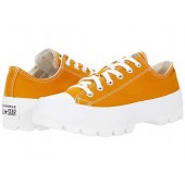 Converse Chuck Taylor All Star Lugged Seasonal Color Ox Saffron Yellow/White/White