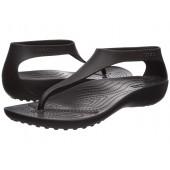 Crocs Serena Flip Black/Black