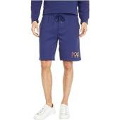 Polo Ralph Lauren Lightweight Fleece Shorts Boathouse Navy