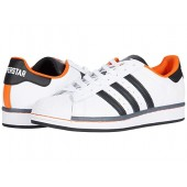adidas Originals Superstar Footwear White/Core Black/Orange