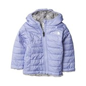 Reversible Mossbud Swirl Hooded Jacket (Infant)
