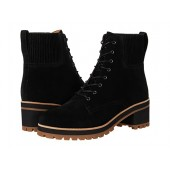 Kristen Lace-Up Lugsole Boot