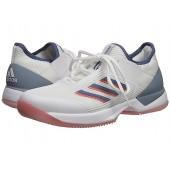adidas Adizero Ubersonic 3 Footwear White/Tech Ink/True Orange