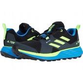 adidas Outdoor Terrex Two GTX Black/Signal Green/Bright Blue