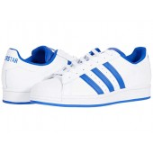 adidas Originals Superstar Footwear White/Bold Blue/Clear Granite