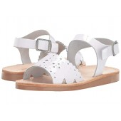 Freshly Picked Laguna Sandal (Infantu002FToddleru002FLittle Kid) White Patent