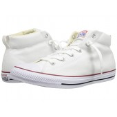 Converse Chuck Taylor All Star Street Core Canvas Mid White/Natural/White