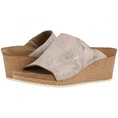 Birkenstock Namica by Papillio Washed Metallic Rose Gold Leather