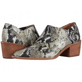 Madewell Cline Western Bootie Heather Natural Multi