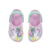 FunLab Unicorn Clog (Toddleru002FLittle Kid)