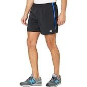 New Balance 5 Accelerate Shorts Cobalt