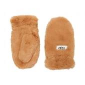 Faux Fur Mittens (Toddler/Little Kids)