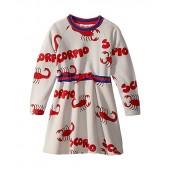 Scorpio All Over Print Sweatdress (Infantu002FToddleru002FLittle Kidsu002FBig Kids)