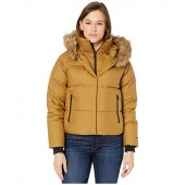 Deallo Down Crop Jacket