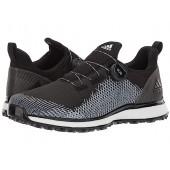adidas Golf Forgefiber Boa Core Black/Footwear White/Hi-Res Yellow