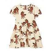 Unicorns All Over Printed Dress (Infantu002FToddleru002FLittle Kidsu002FBig Kids)
