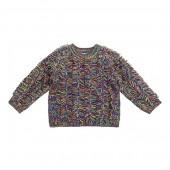 Space Dyed Knit Jumper with Fringes (Toddleru002FLittle Kidsu002FBig Kids)