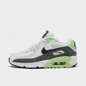 Big Kids Nike Air Max 90 SE Print Casual Shoes