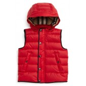 Mini Carlton Quilted Down Vest