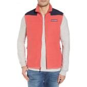'Shep' Fleece Zip Vest