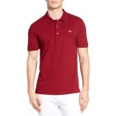 Regular Fit Pocket Pique Polo