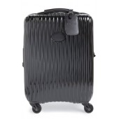 'Fairval' Four-Wheeled Hard Shell Suitcase
