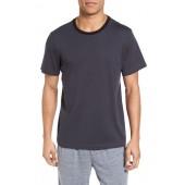 Crewneck Peruvian Pima Cotton T-Shirt