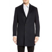St. Paul Wool & Cashmere Topcoat