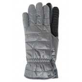 Quilted Touchscreen Compatible Gloves