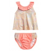Irisescent Two-Piece Swimsuit