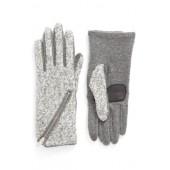 'Touch - Zip Boucl' Tech Gloves