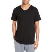 Peruvian Pima Cotton V-Neck T-Shirt