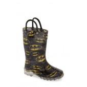 'Batman Signal' Light-Up Rain Boot