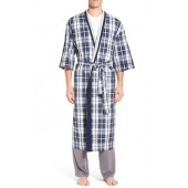'Mad 4 Plaid' Robe