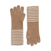 Double Links Wool & Cashmere Gloves