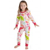 Magical Forest Fitted Two-Piece Pajamas
