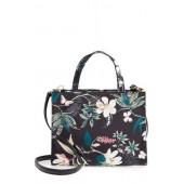 watson lane - botanical sam nylon satchel