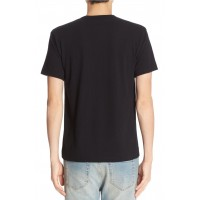 Comme des Garcons PLAY Twin Hearts Jersey T-Shirt