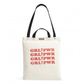 Girl Power Large Tote