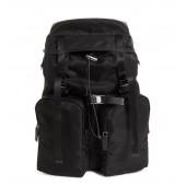 Montagna Flap Double Pocket Backpack