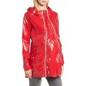 Waterproof Convertible 3-in-1 Maternity Raincoat