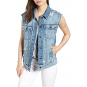 KUT from the Kloth Denim Vest