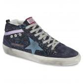 Mid Star Glitter Sneaker