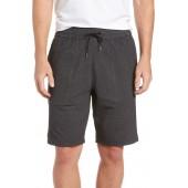 Pursuit Fleece Trim Fit Shorts